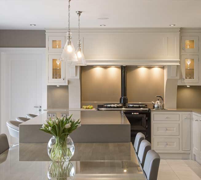 Broadfield View, Maria Fenlon interior design