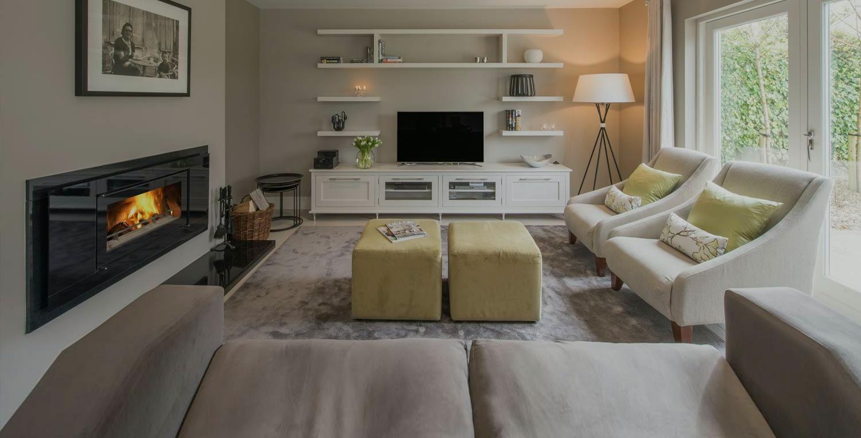 Living room design by Maria Fenlon, Dublin interior design studio