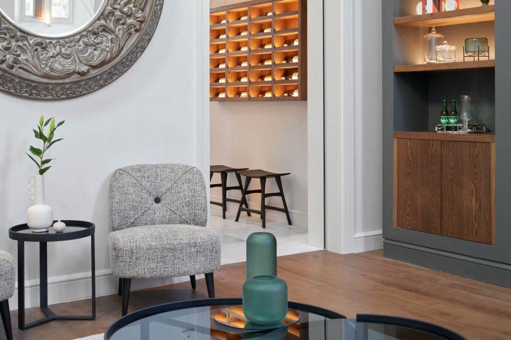 church residence interior design dublin